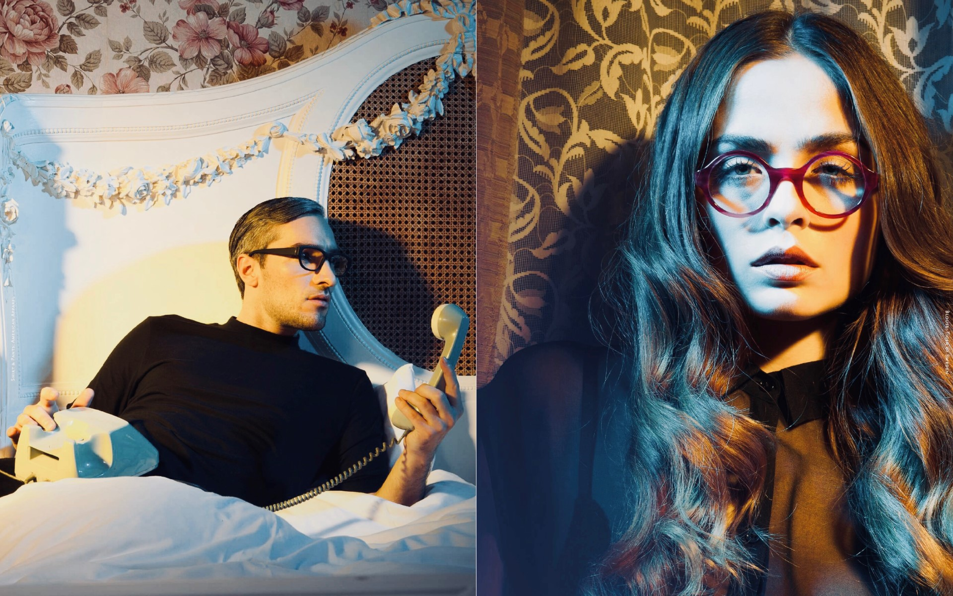 Eyewear Issue 7 / 2013 - Frames: Emil & Leander
