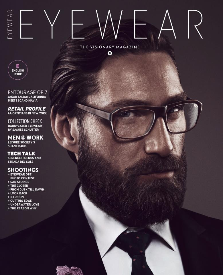 Eyewear Issue 8 / 2013 - Frame: Lorenz